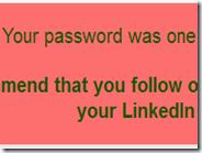 LinkedIn - Scopri se la tua password è stata violata dagli hacker