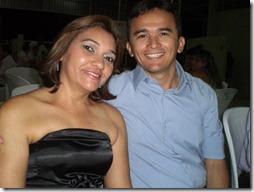 Adriano e sua esposa