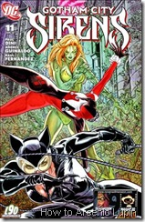 P00011 - Gotham City Sirens #11