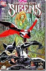 P00011 - Gotham City Sirens #11