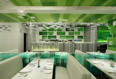 restaurant interior design beijing contemporary decor furniture
