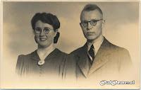 De heer en mevrouw Hidding (voor zover bekend woonachtig in Heemse).