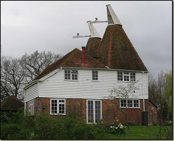 A typical Kentish house