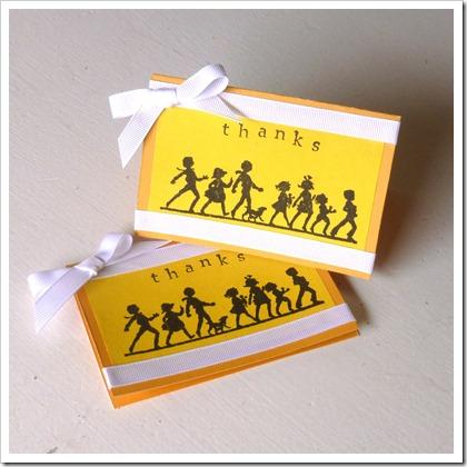 thankyou cards