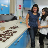 Youth Cookie Making