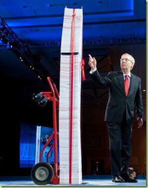 obamacare 8 ft stack