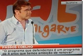 Sondagem.Partido Socialista vale tanto como PSD e CDS juntos.Set.2012