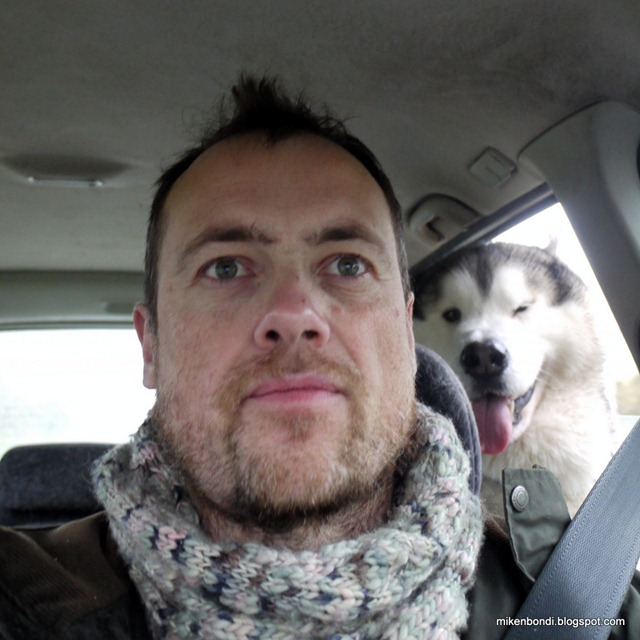 test-driving my snood
