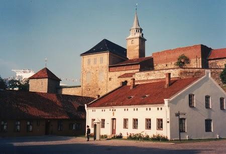 Obiective turistice Oslo: Castelul Akershus