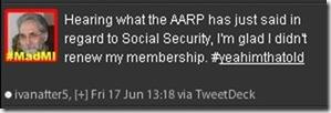 AARP Tweets 4