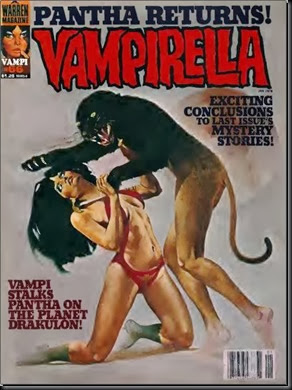 Vampirella January 1978