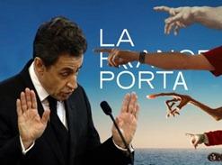 Nicolas Sarkozy la pòrta 2