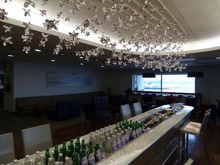 Business lounge Heathrow