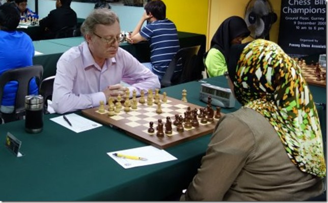GM Alexander Fominyh, Russia