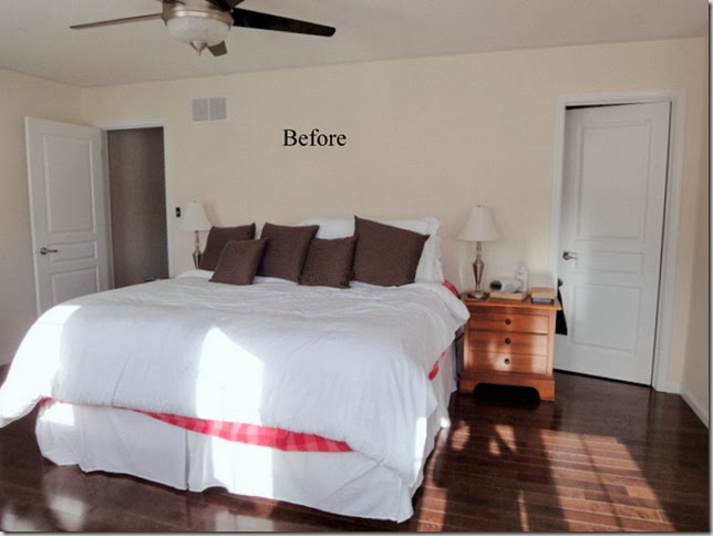 client before after fresh preppy bedroom you where there too