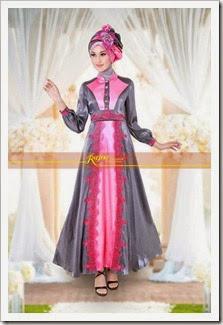 gambar baju pesta muslimah cantik