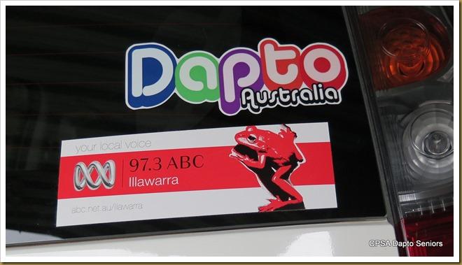 140925 004 Dapto Sticker