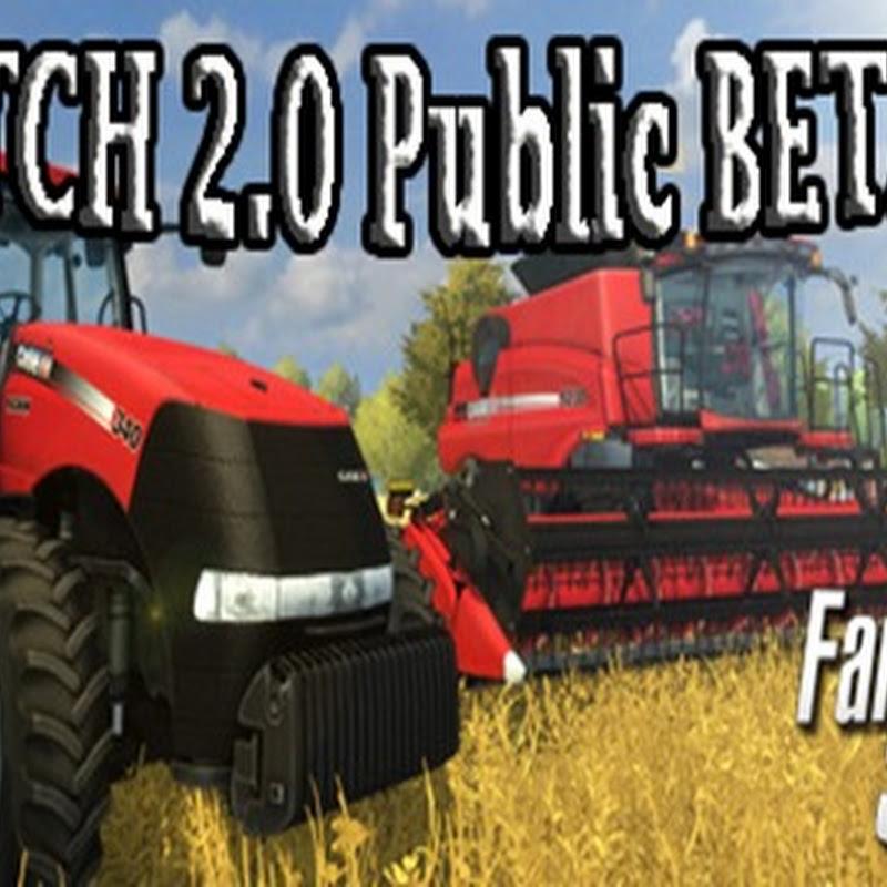 Farming simulator 2013 - Update 2.0 Public Beta 4 Download