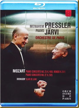 Mozart 27 Pressler Jarvi