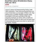 nike lebron 10 ps elite championship pack 14 01 fiasco Release Reminder: LeBron X Celebration / Championship Pack