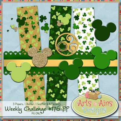 Luck of the Irish - Participation Prize