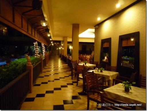 泰國芭達雅Phuphaya Resort餐廳