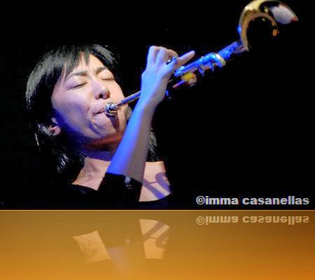 Natsuko Sugao, Barcelona 2013