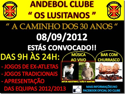 CARTAZ ANDEBOL