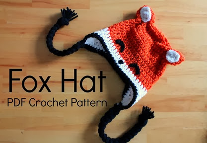 fox hat pattern
