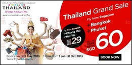 AirAsia Thailand Grand Sale Promotion 2013 Latest Singapore Discounts Latest Shopping EverydayOnSales