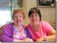Carol and Linda