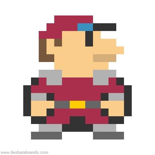 super herois e viloes em 8 bits street fighter (6)