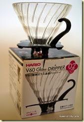 Vario coffee dripper