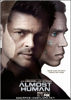 528b17938dc60 Almost Human S01E05 Legendado RMVB + x264 HDTV