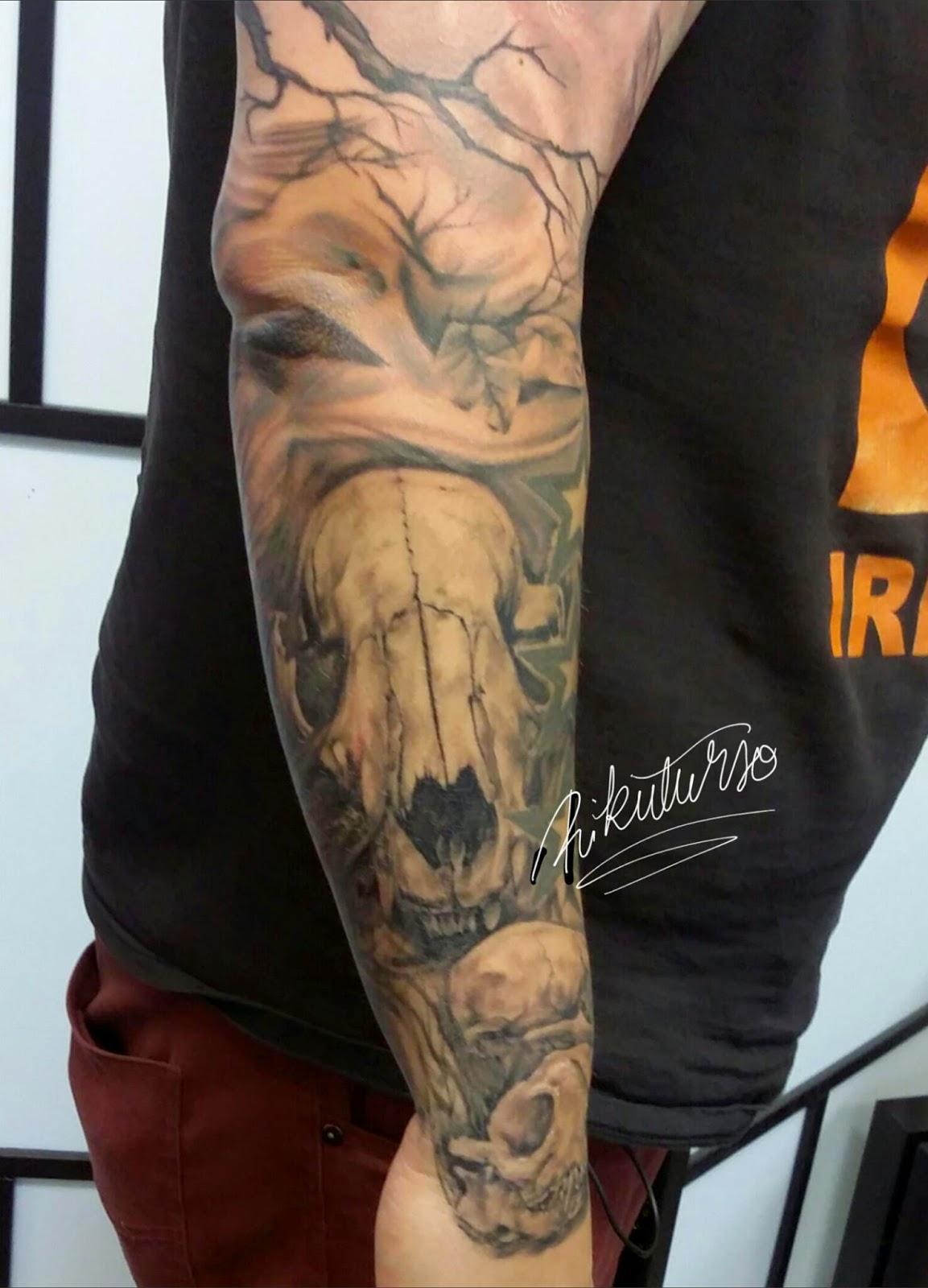 teksti tatuoinnit putka tattoo