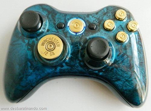controle de x box personalizado municao projeteis bala arma desbaratinando (4)