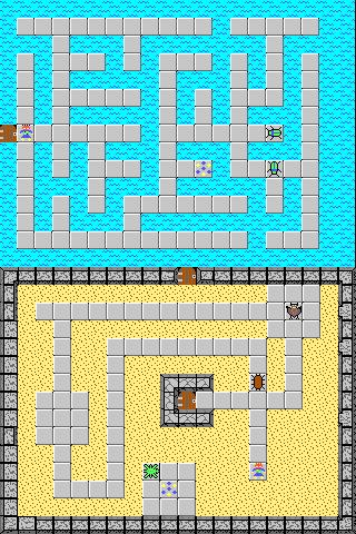 Prospero's Maze