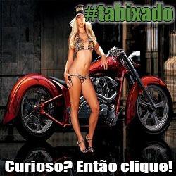 Lindas garotas em motos iradas