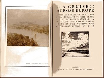 A Cruise Across Europe 1906