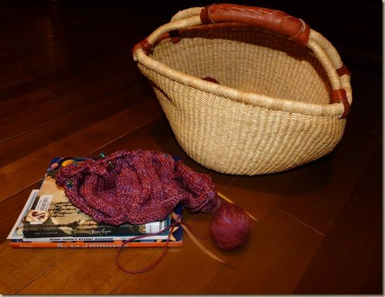 Yarn Along 5-8