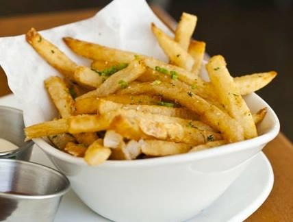 tip kentang goreng garing dan renyah
