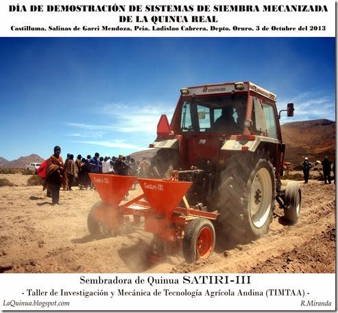 Sembradora de Quinua SATIRI-III-Rubén Miranda_LaQuinua.blogspot.com
