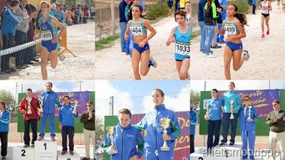 1ª Jornada Circuito Provincial Campo a Traves (Herrera 2012)