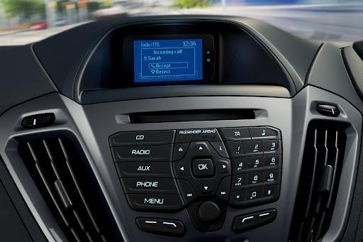 2013 Ford Tourneo Custom Resmi Olarak Duyuruldu