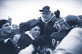 Rogers High School football coach John Toppa