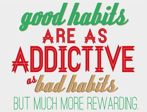 Good habits