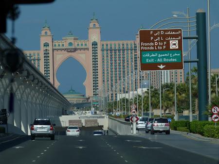 Cazare Dubai: Hotel Atlantis