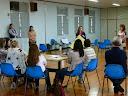 Reunião geral de educadores e almoço campeiro