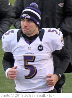 'Joe Flacco' photo (c) 2013, Jeffrey Beall - license: http://creativecommons.org/licenses/by-sa/2.0/