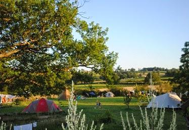 camping in juli